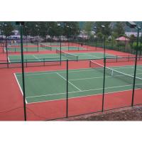 包塑菱形网、球场围栏网、球场护栏网厂家