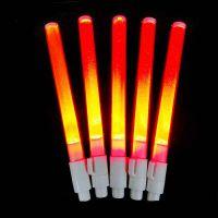 厂家批发零售360度转转小笔棒七彩发光棒LED电子发光小笔棒