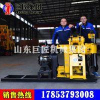 华夏巨匠HZ200Y液压勘探钻机厂家直销液压地质钻机热卖全国