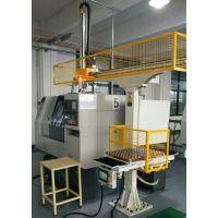 数控车床机械手和CNC机床上下料机器人如何选型-机械手臂生产厂家-机器人价格