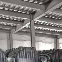 郑州亚源雨水渗透渠产品 塑料材质 用于雨水收集利用行业