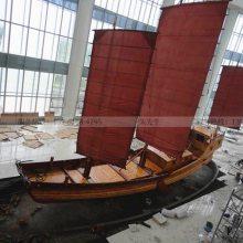 新世纪户外装饰海盗帆船厂家