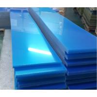 低价大量供应0.65PC+PMMA复合板材 单面加硬PMMA面加硬透明板材