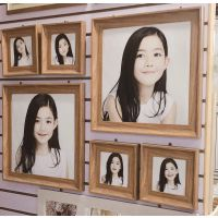 北欧相框摆台5寸6寸7寸8寸10寸影楼照片框儿童相片框厂家批发画框