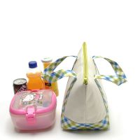 午餐包保温包牛津布户外野餐包 便携手提便当包饭盒保鲜袋冰包