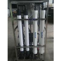 全膜法水处理设备 反渗透设备超滤一体化净水设备