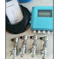 供应大口径插入式双声道超声波流量计/热量计