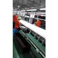 劳斯科专业生产LED玻璃管组装、固化、老化一体生产设备