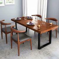 西安实木餐桌椅厂家直销价格便宜