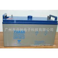 批发电瓶 YUASA 汤浅电池 UXH100-12 长寿命防爆蓄电池 12V 100AH