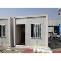 住人办公集装箱房,移动式箱房彩钢房材料生产