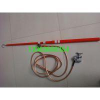 绝缘放电棒 35KV高压交流放电棒 110KV操作杆电工维修工具汇能