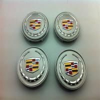 汽车轮毂盖凯迪拉克汽车轮盖 轮毂标 轮毂盖 轮毂中心盖贴