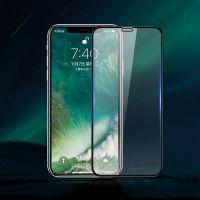 5D冷雕高清保护膜iphonex苹果钢化膜8plus手机贴膜丝印滴胶玻璃膜