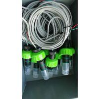 纯水插入式流量计蒸馏水插入式流量计耐腐蚀插入式叶轮流量传感器