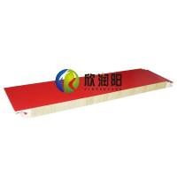 聚氨酯封边岩棉墙面板 欢迎浙江地区的客户找我咨询