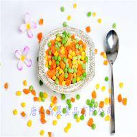 鼎晨食品速冻混合菜青豆玉米胡萝卜