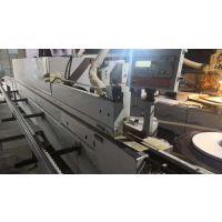 转让一台2014年出厂木工机械德国豪迈782全自动封边机