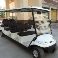 8座电动高尔夫球车身PP料注塑成型
