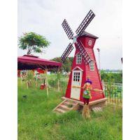 商场风车节布展 荷兰风车定制 全新设计