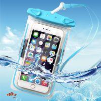 手机防水袋潜水套通用触屏6plus苹果oppor11华为漂流水下拍照游泳