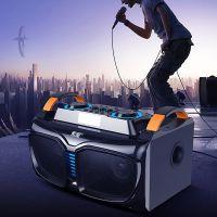 索爱 SA-S66蓝牙音箱超重低音无线手机家用小音响游戏电脑低音炮