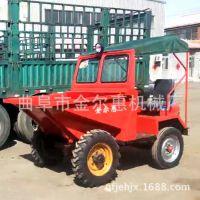 广西贺州1吨翻斗车 建筑机械四轮小翻斗 各种型号液压翻斗运输车