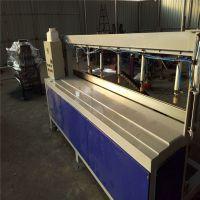山东数控取直机木工加工生产数控铣边机实木专用拼板验缝设备
