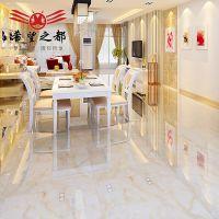佛山晶刚地砖800X800瓷砖 高档金刚石地板砖 防滑防污地砖