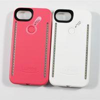 美国lumee duo.补光灯保护j壳3代苹果6s plus自拍手机手机壳IP7