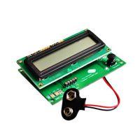 晶体管测试仪电容器ESR电感电阻计NPN型 1602 Mosfet Restan