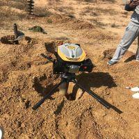 大型地钻挖坑机 齿轮真正的加厚 齿轮材质真正的加强