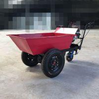 工地拉砖车汽油车 操作轻松大载重两轮车 奔力FD-C