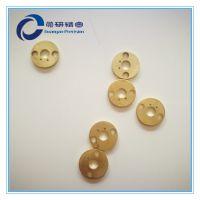 铜片双面研磨加工 平面研磨加工 五金表面处理加工 铜垫片双面平面研磨加工