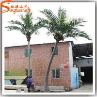 厂家直销 仿真椰子树 房地产售楼景观仿真棕榈树 餐厅装饰植物