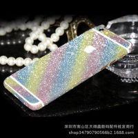 新款 热销闪粉,iPhone X    8G 8 plus  贴膜 冰膜 手机保护膜