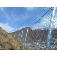 四川边坡防护网厂家直销sns边坡柔性防护网 RXI-200环形网