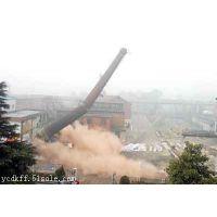 广州烟囱拆除公司拆除快捷更专业