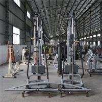 商用健身健身房专用必确太空系列龙门架大飞鸟山东美能达AN14