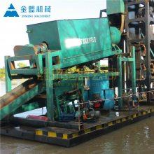 福建大型挖沙船制造工期 大功率绞吸式挖沙船一小时多少方