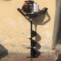 苗木桩柱施肥挖坑机 优质小型打洞机