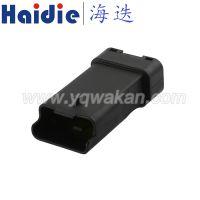 Haidie 线束接插件 FCI 公母防水5P汽车连接器 211PL052S0049