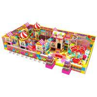温州永嘉淘气堡儿童乐园设备厂家儿童电玩组合滑梯积木乐园