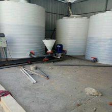 厂家供应贵州8吨反渗水水箱 贵阳8立方滚塑水箱
