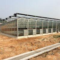 玻璃温室一平米造价 2000平玻璃温室建设工期多长