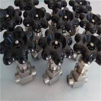 水电厂配件高温减压阀316SS-GC高温高压截止阀 正安厂家
