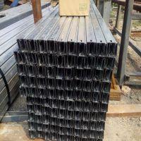 现货供应 首钢Q235B带钢制作冷弯C型钢 8#-30#规格齐全 欢迎来电洽谈合作