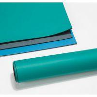 供应耐高温工作台垫粘尘垫桌垫静电皮2mm防静电台垫