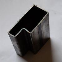 p型钢异型管材冲剪机 防盗网液压冲剪机 鸿鲲数控