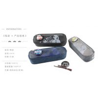 义乌市韩版学生笔袋定制加工创意笔袋批发童珍步乐(在线咨询)